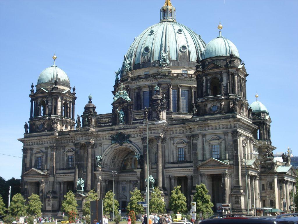Radtour durch Berlin Mitte - Berliner Dom