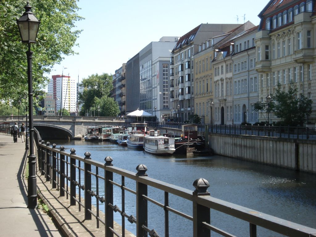 Radtouren in Berlin