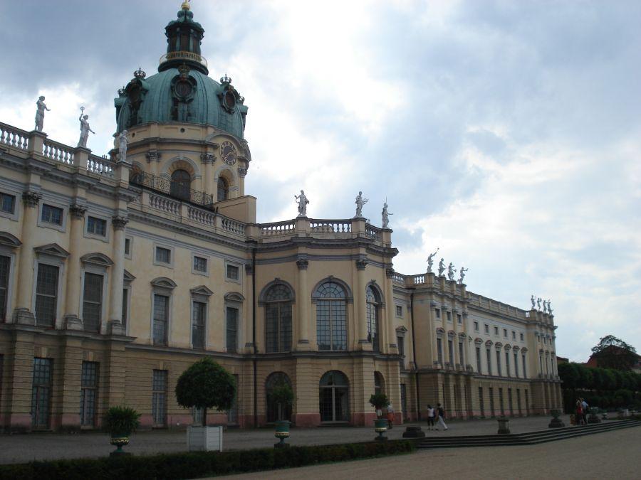 Radtour Schloss Charlottenburg - Schloss