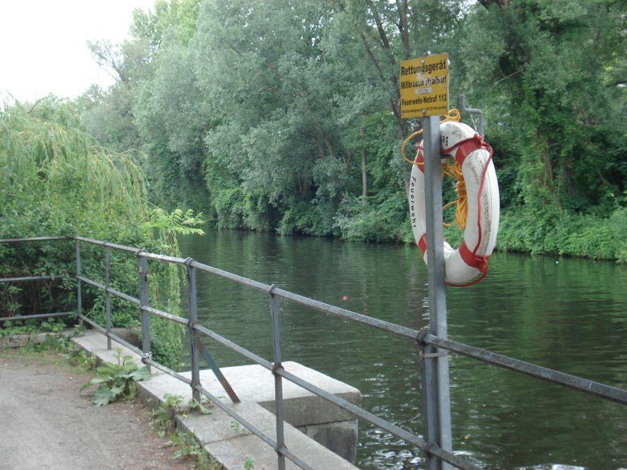 Radtour Schloss Charlottenburg - Landwehrkanal