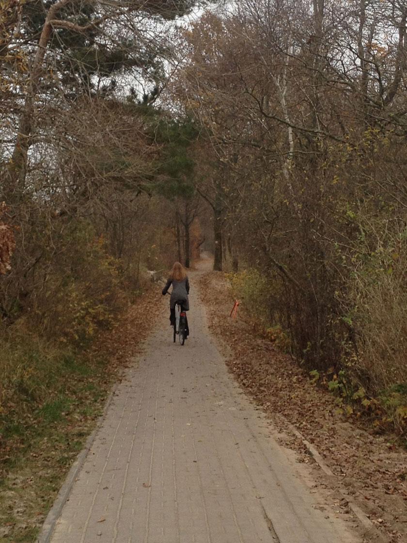 Radtour Kolberg Ostseeradweg R10
