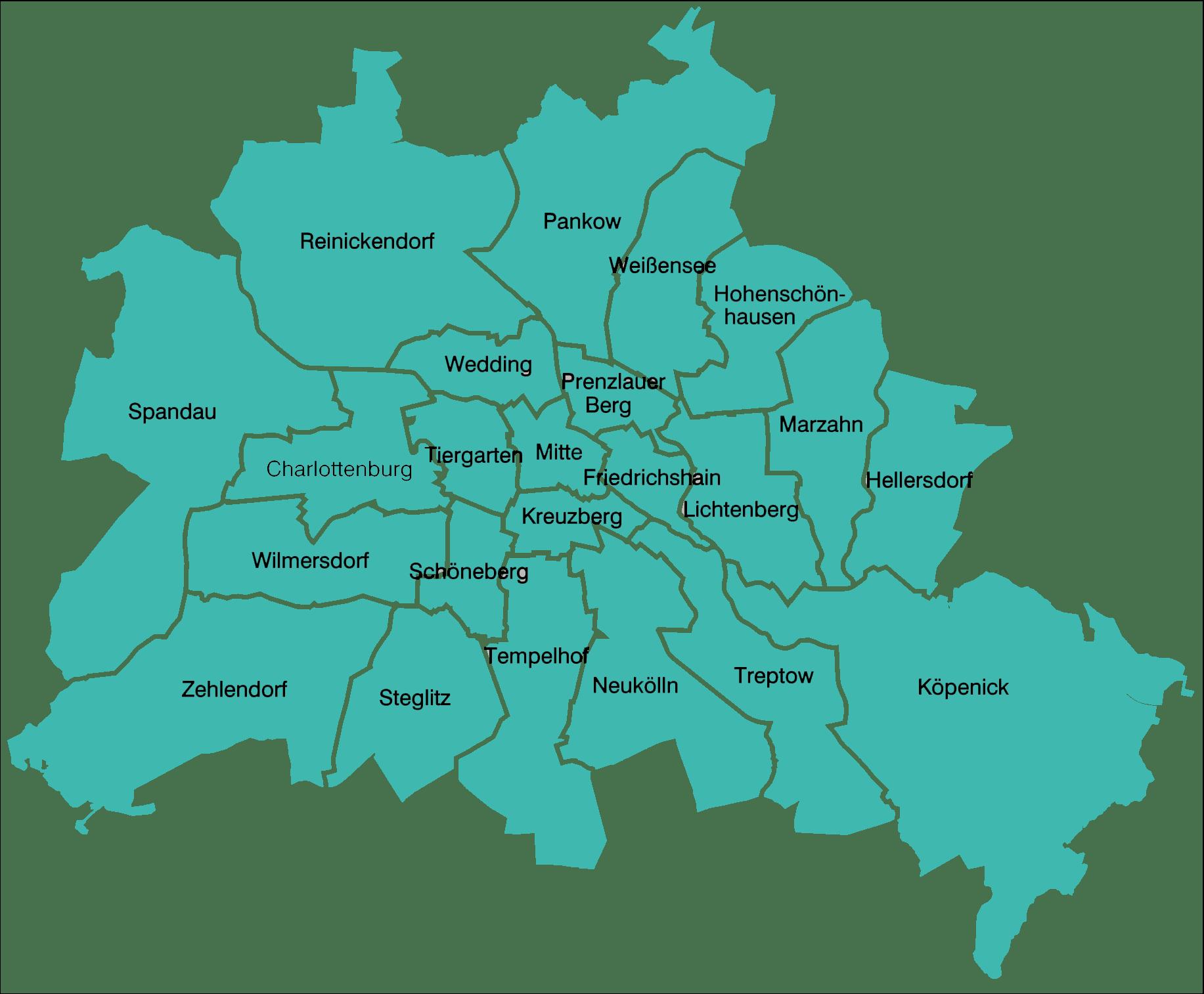 Radtouren durch Berlin