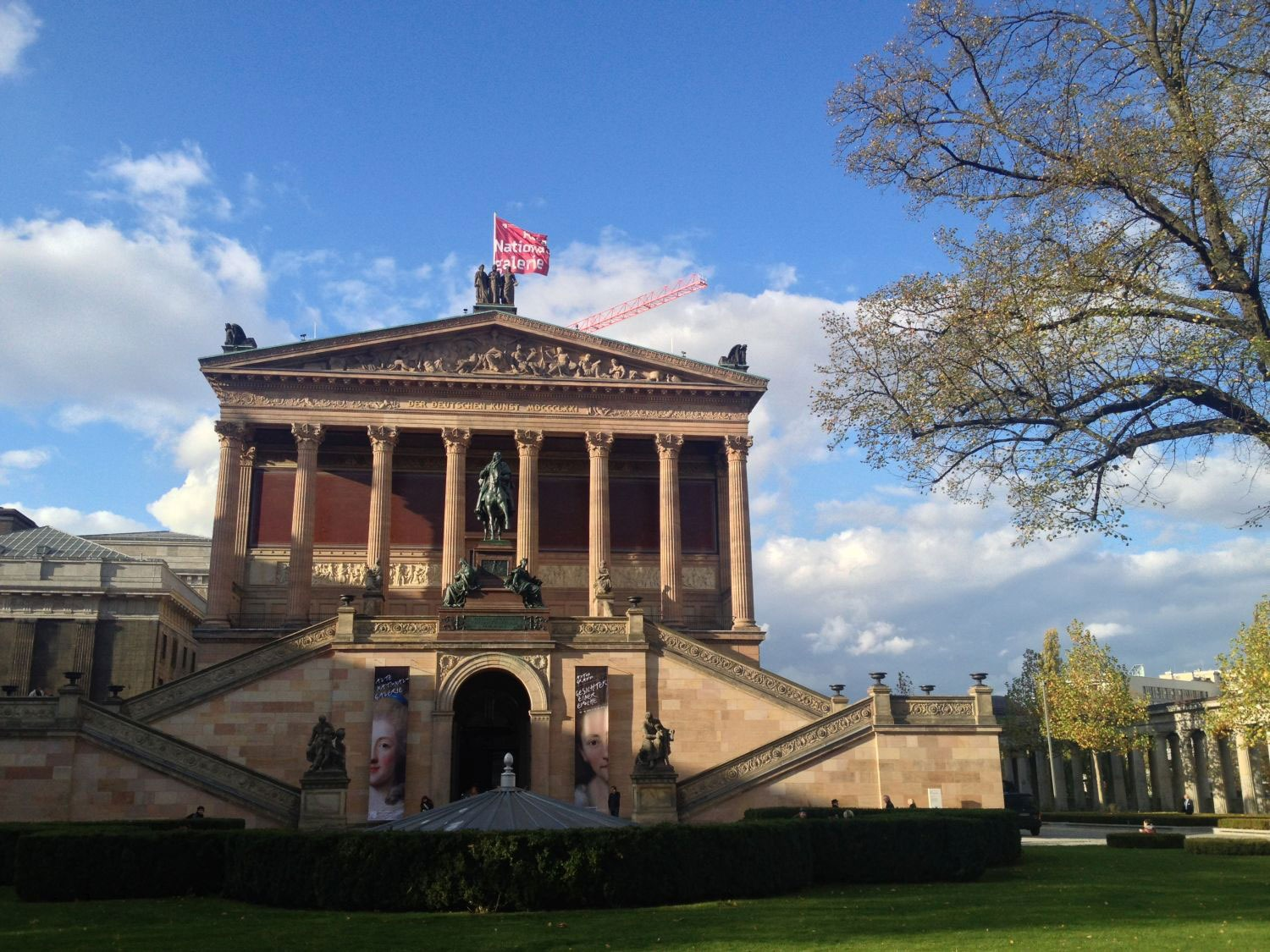 Museumsinsel Berlin - Alte Nationalgalerie