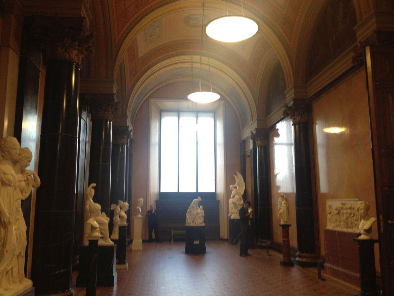 Museumsinsel Berlin - Alte Nationalgalerie