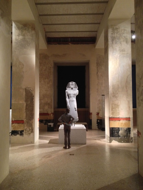 Museumsinsel Berlin - Neues Museum