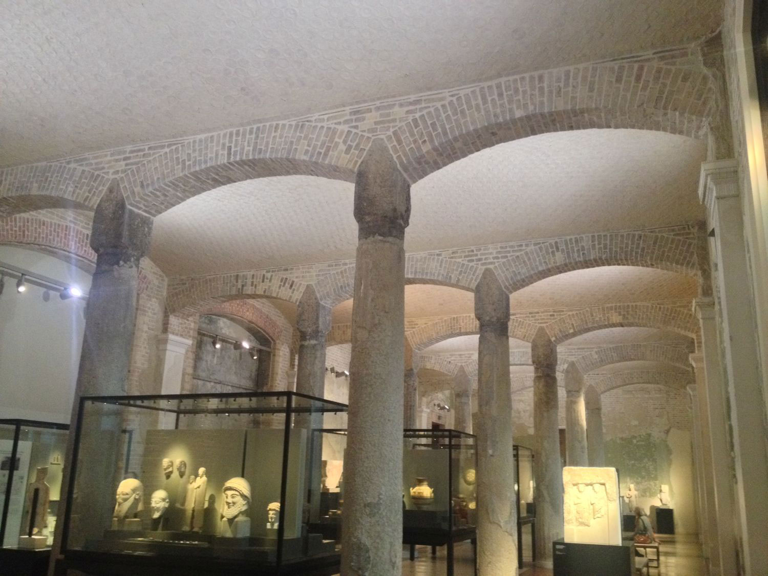 Museumsinsel Berlin - Neues Museum