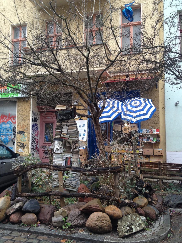 Spaziergang durch Kreuzberg - Umbras Kuriositätenkabinett