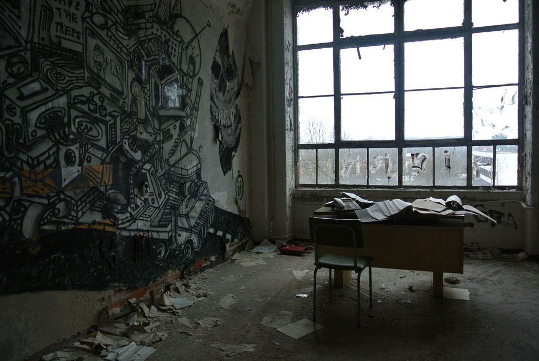Fototour alte Fleischfabrik