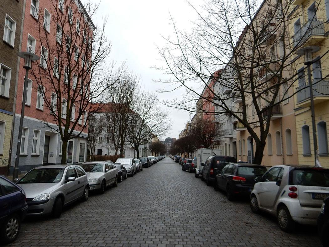 Radtour Berlin Friedrichshain - Kaskelkiez
