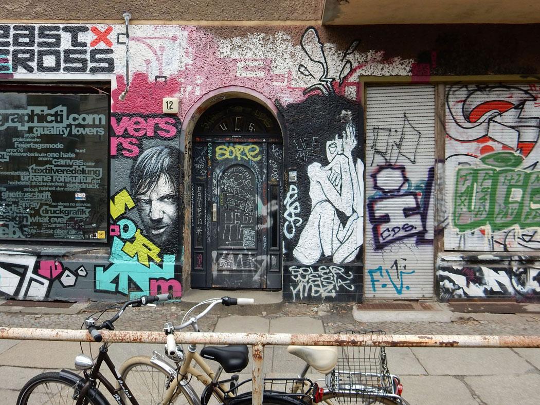 Radtour Berlin Friedrichshain