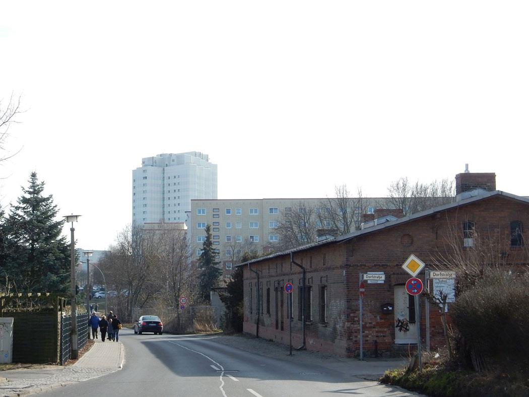 Radtour Berlin Hohenschönhausen - Wartenberg