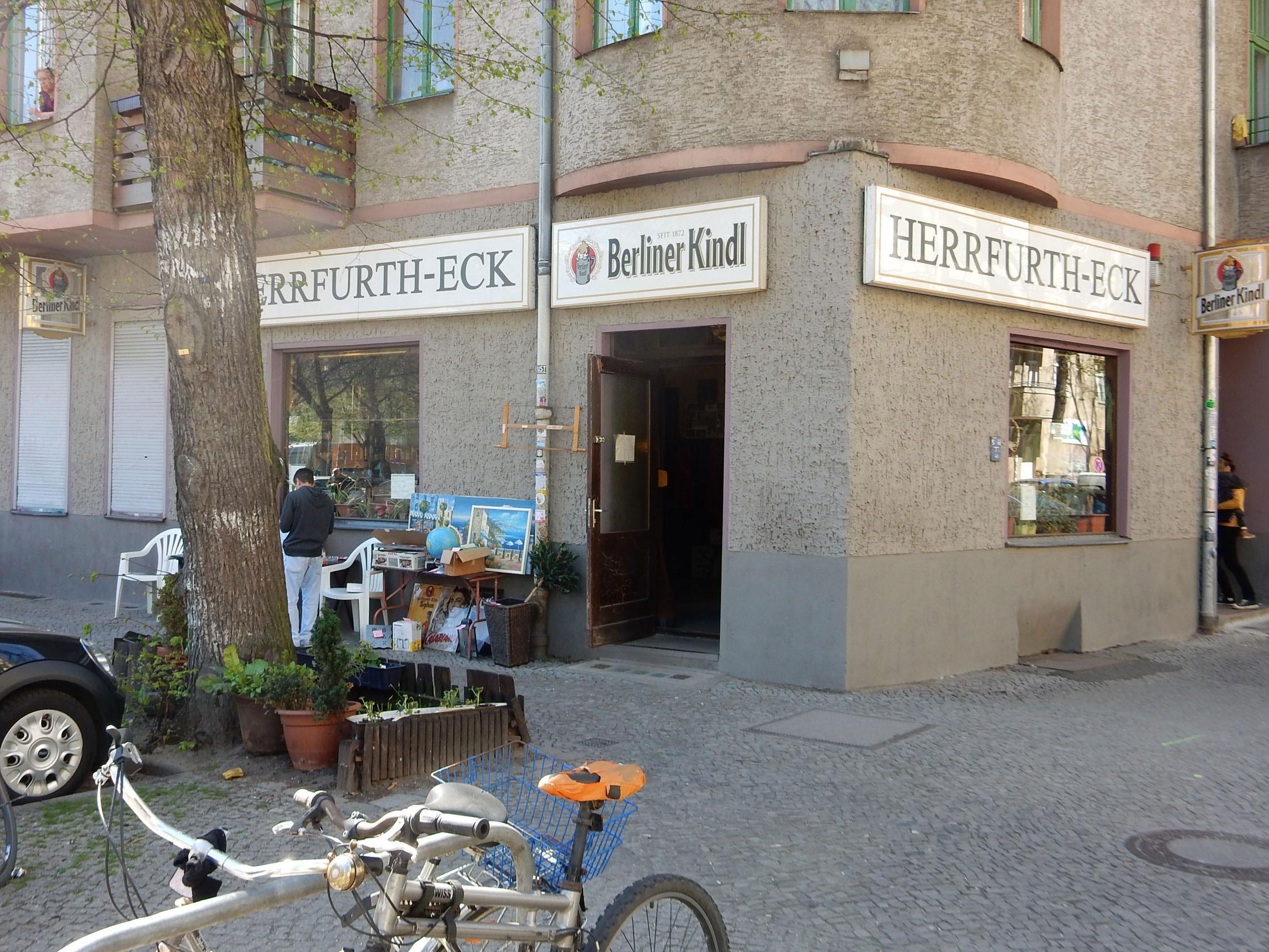 Radtour Berlin Neukölln - Herfurthplatz
