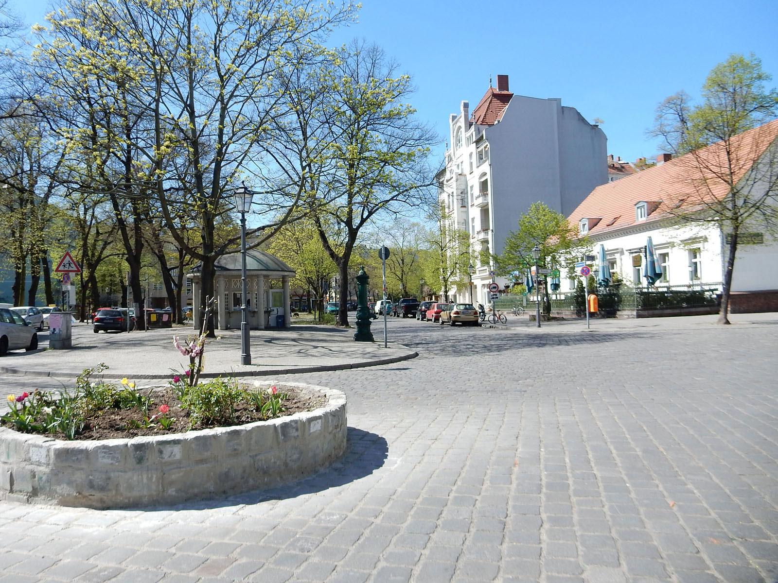 Radtour Berlin Neukölln - Richardplatz