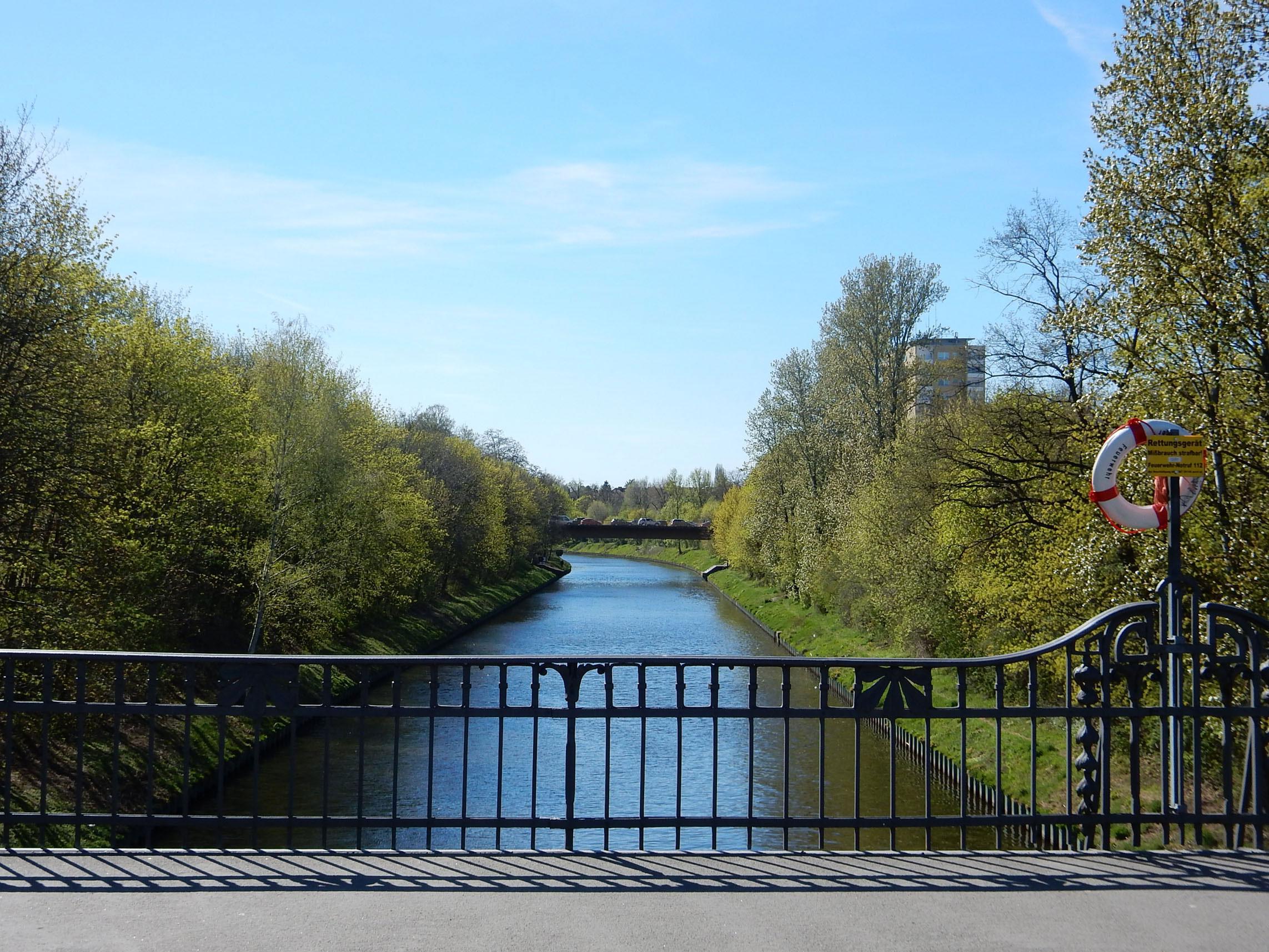 Radtour Berlin Neukölln