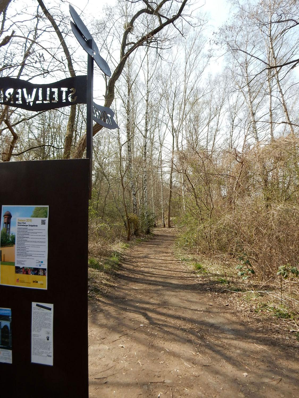 Radtour Berlin Schöneberg - Natur-Park Schöneberger Südgelände