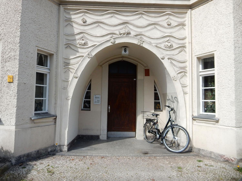 Radtour Berlin Schöneberg - Ceciliengärten