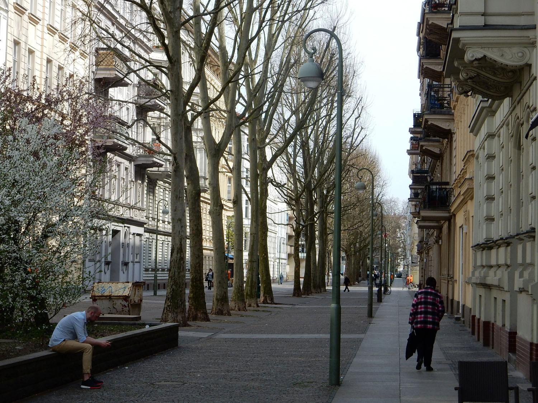 Radtour Berlin Schöneberg - Nollendorfstraße