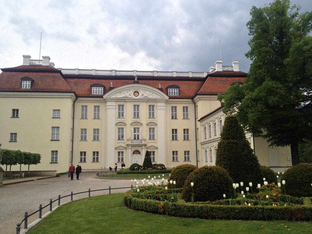 Radtour vom Treptower Park nach Köpenick - Schloss Köpenick