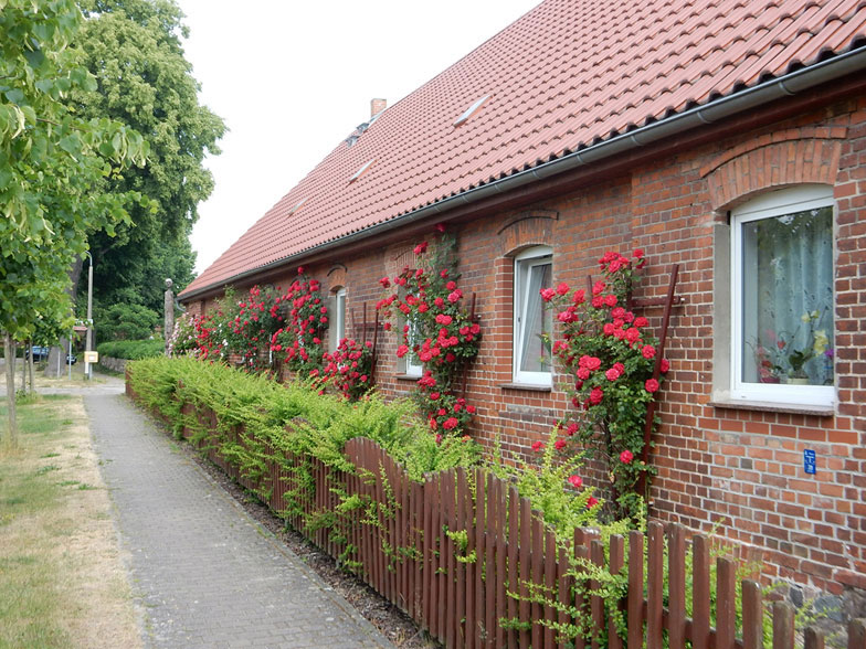Radroute Historische Stadtkerne - Prädikow