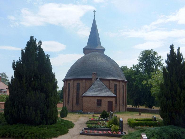 Radroute Historische Stadtkerne - Kunersdorf