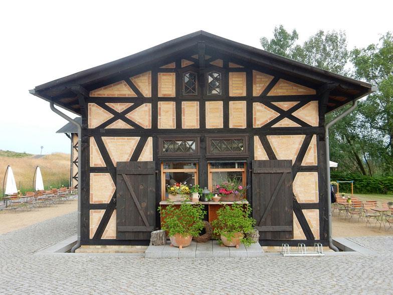 Radroute Historische Stadtkerne - Dammmeisterei