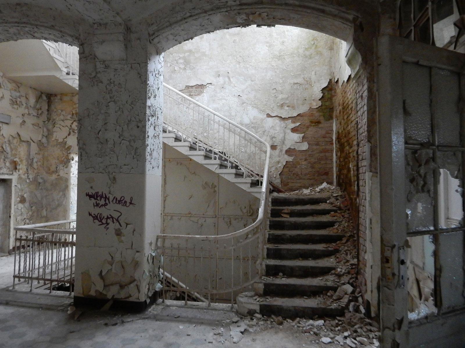 Fototour Beelitz Heilstätten