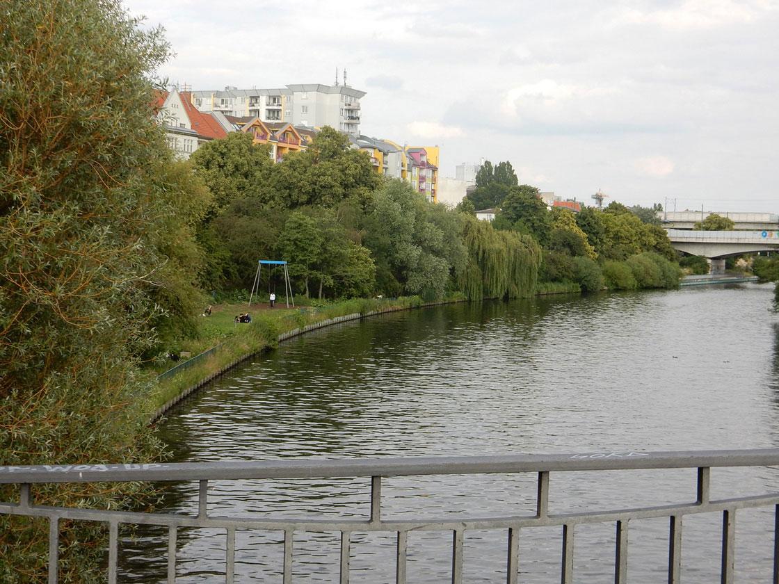 Feierabendtour Berlin Plötzensee