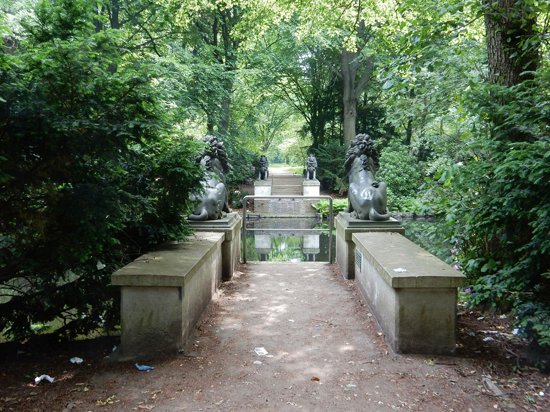 Radtour Berlin Tiergarten