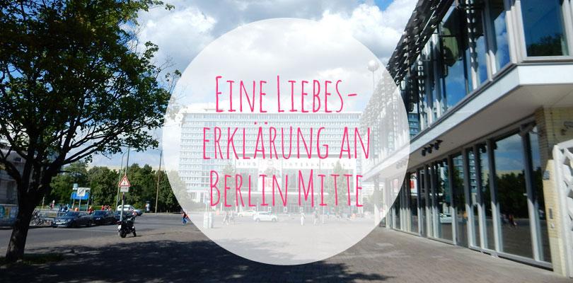 Mein Berlin Mitte