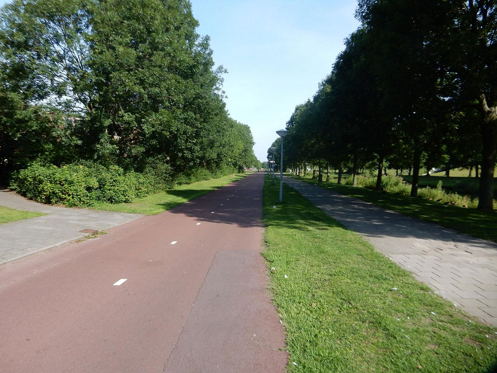 Radtour Amsterdam