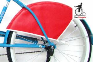 Fahrrad Rockschutz