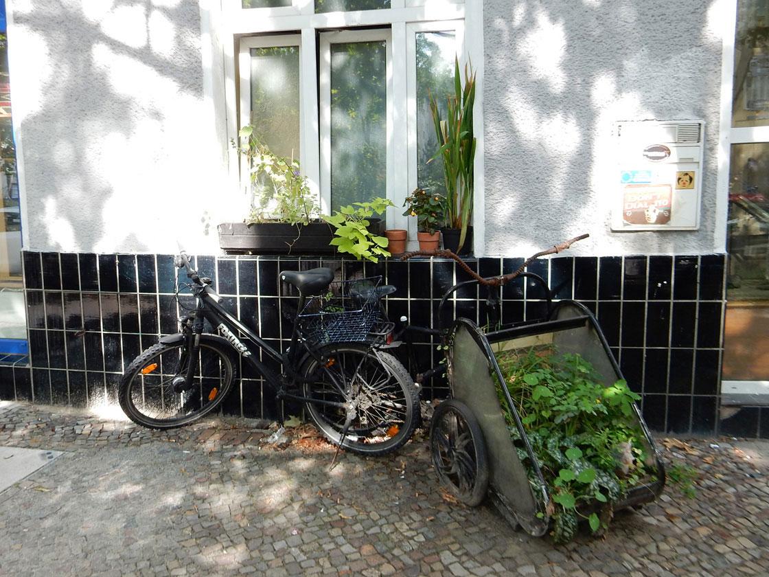 Radtour Berlin Moabit