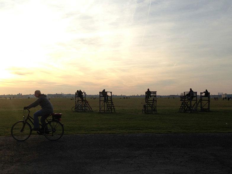 Radtour Berlin Tempelhof