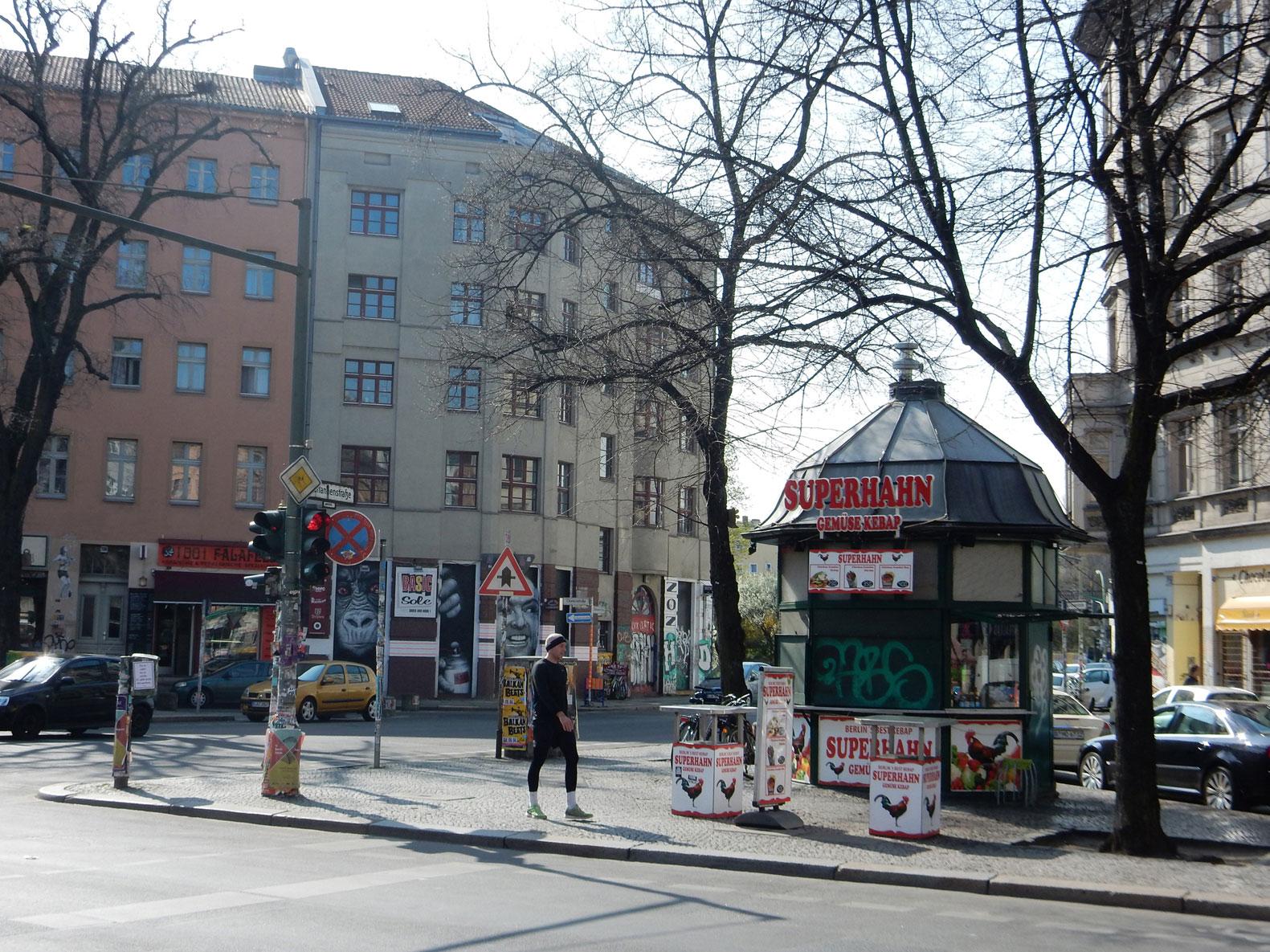Radtour Berlin Kreuzberg