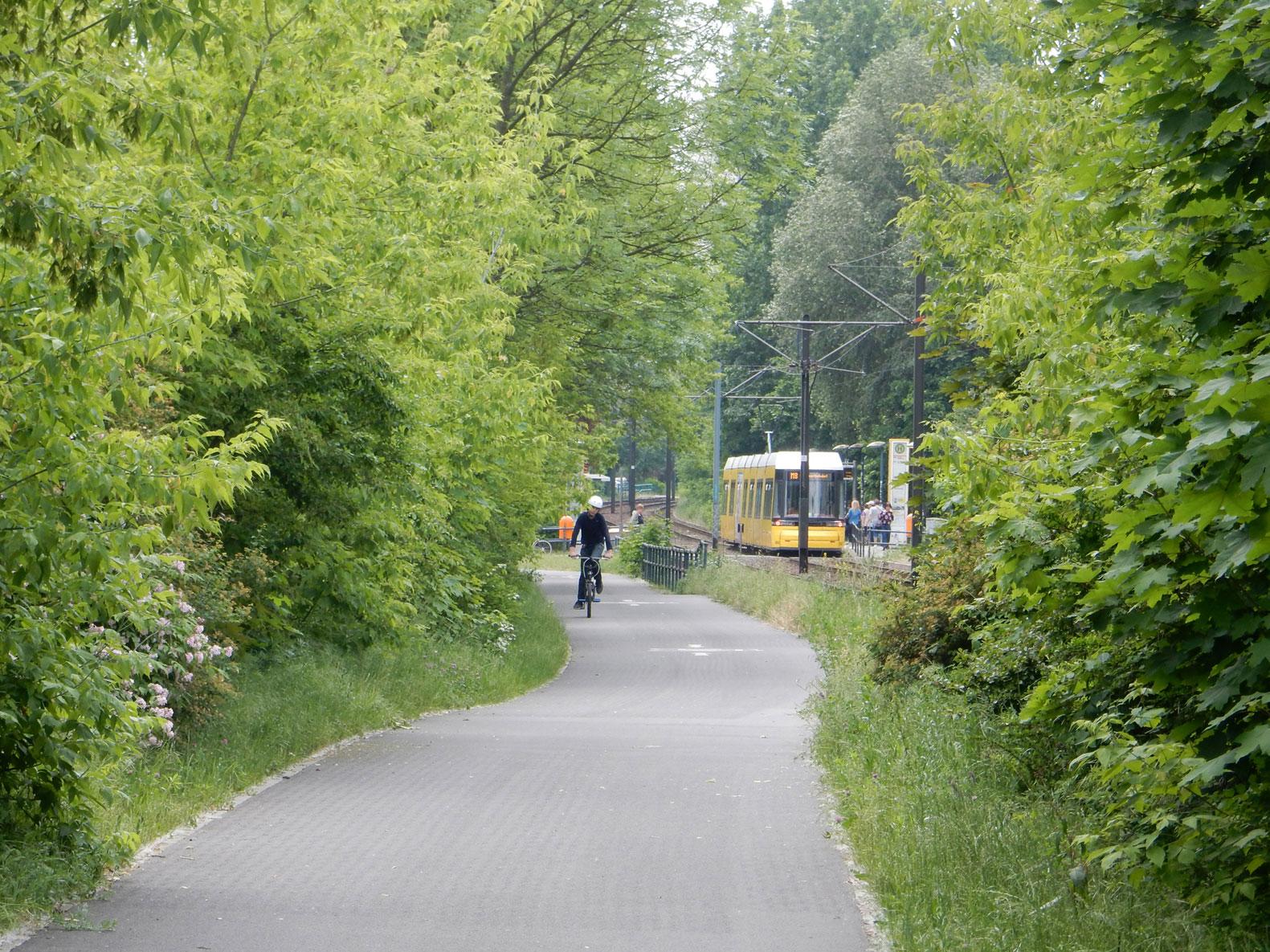 Radtour Berlin Marzahn