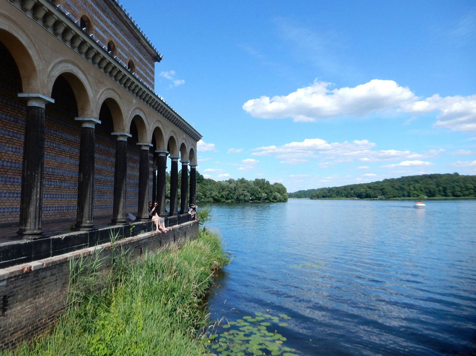 Bike tour Havel Potsdam