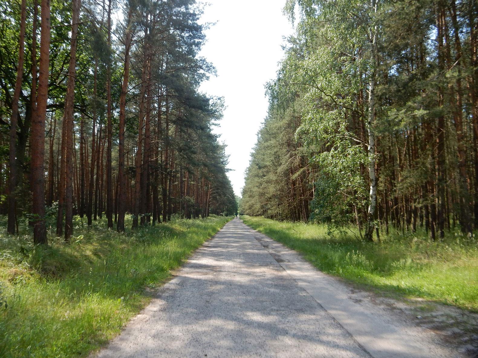 Radtour Uckermark