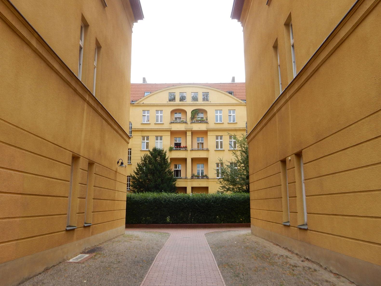 Radtour Berlin Pankow