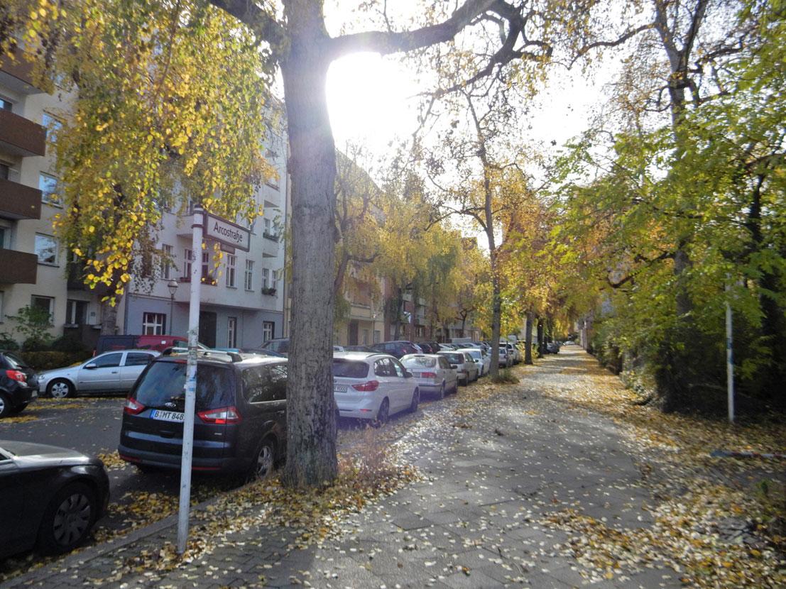 Radtour Berlin Charlottenburg