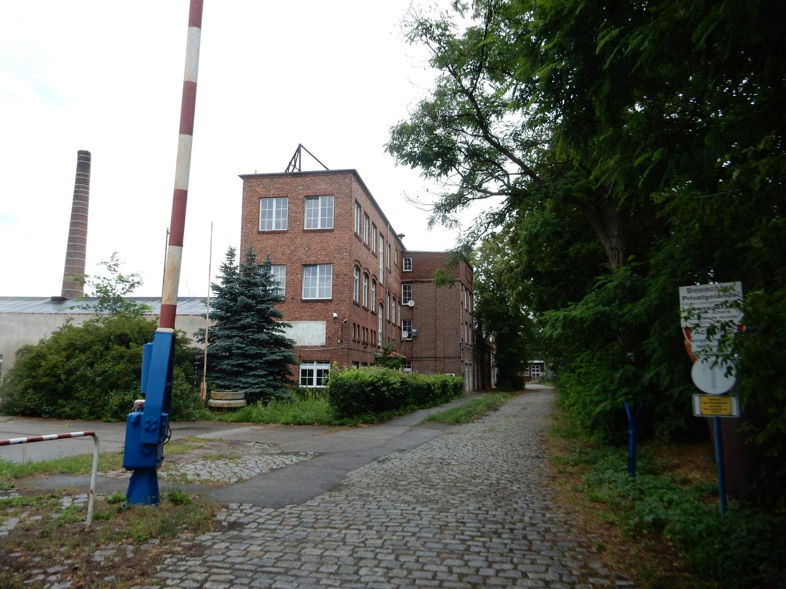 Radtour Berlin Schöneweide