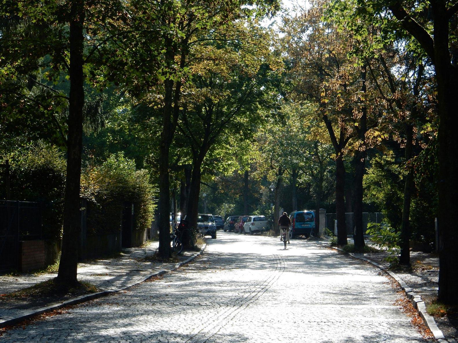 Radtour Berlin Zehlendorf