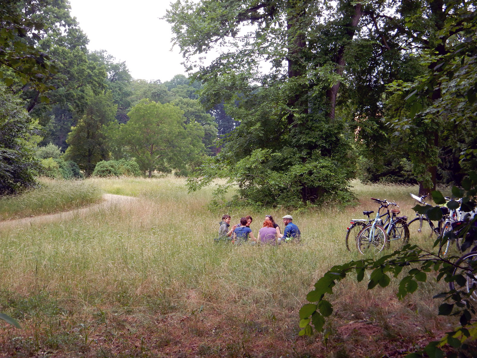 Fahrradkonzert Potsdam 2016