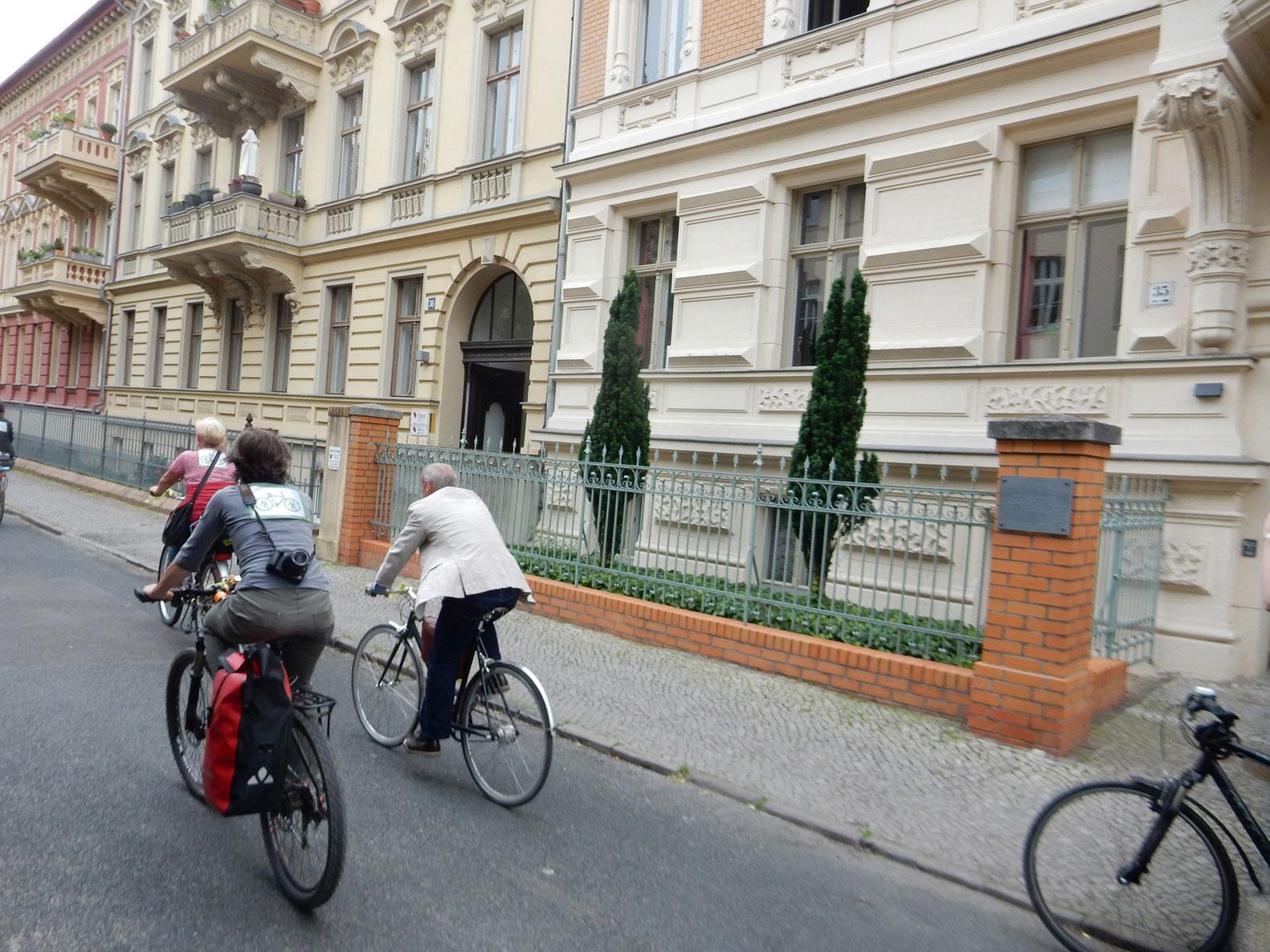 Die besten geführten Radtouren in Berlin