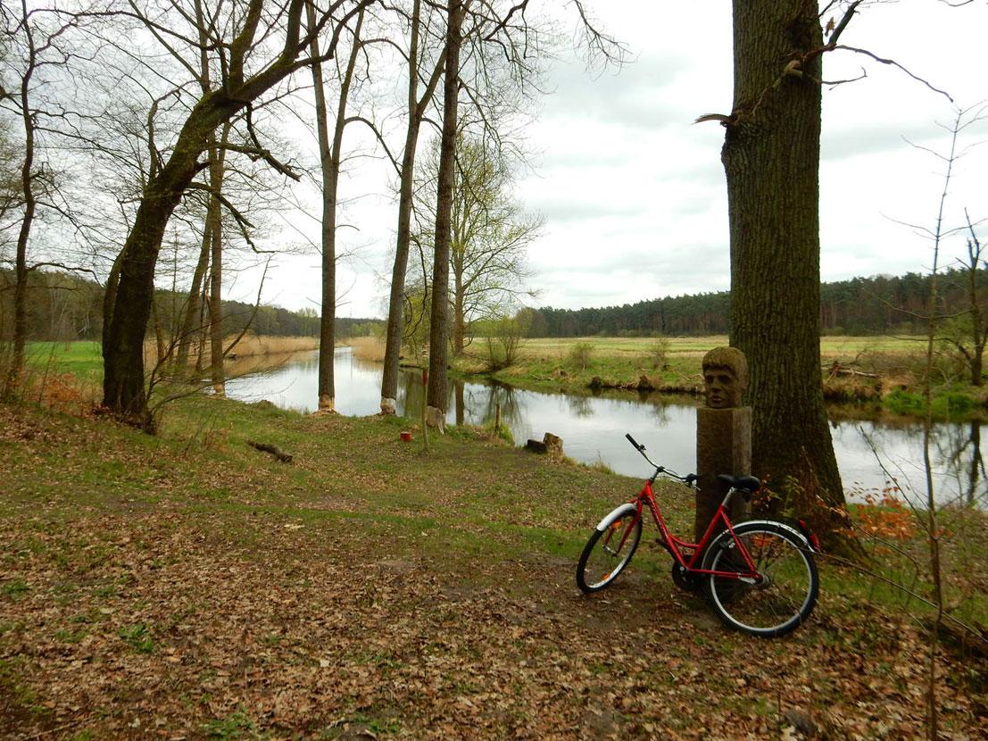 Radtour Spreeradweg Helenesee