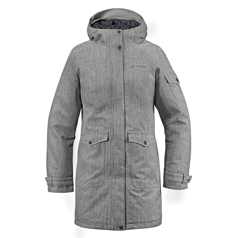 newest 9e1ea df9e3 VAUDE Damen Mantel Womens Yale Coat VI