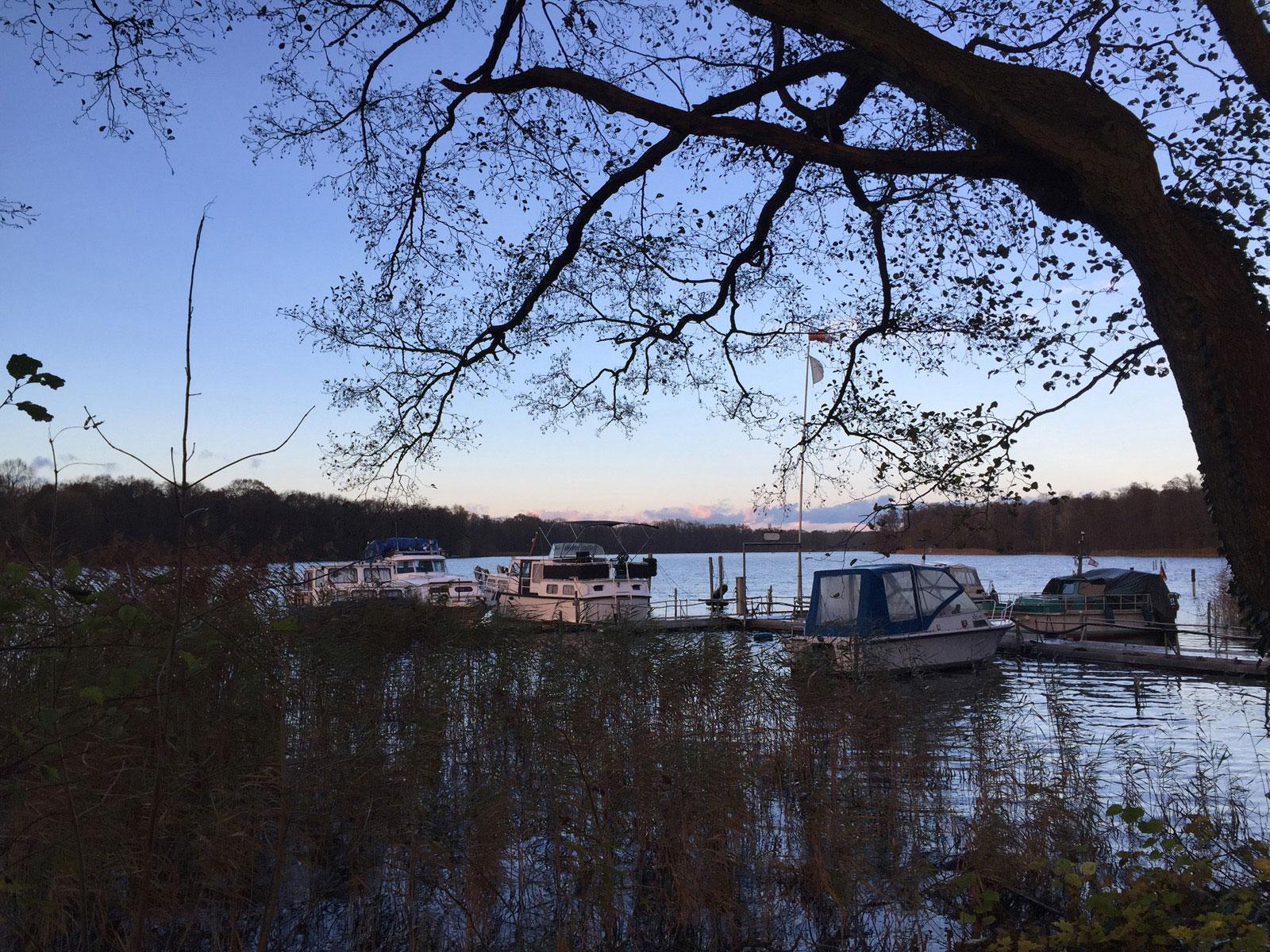 Wanderung Lehnitzsee