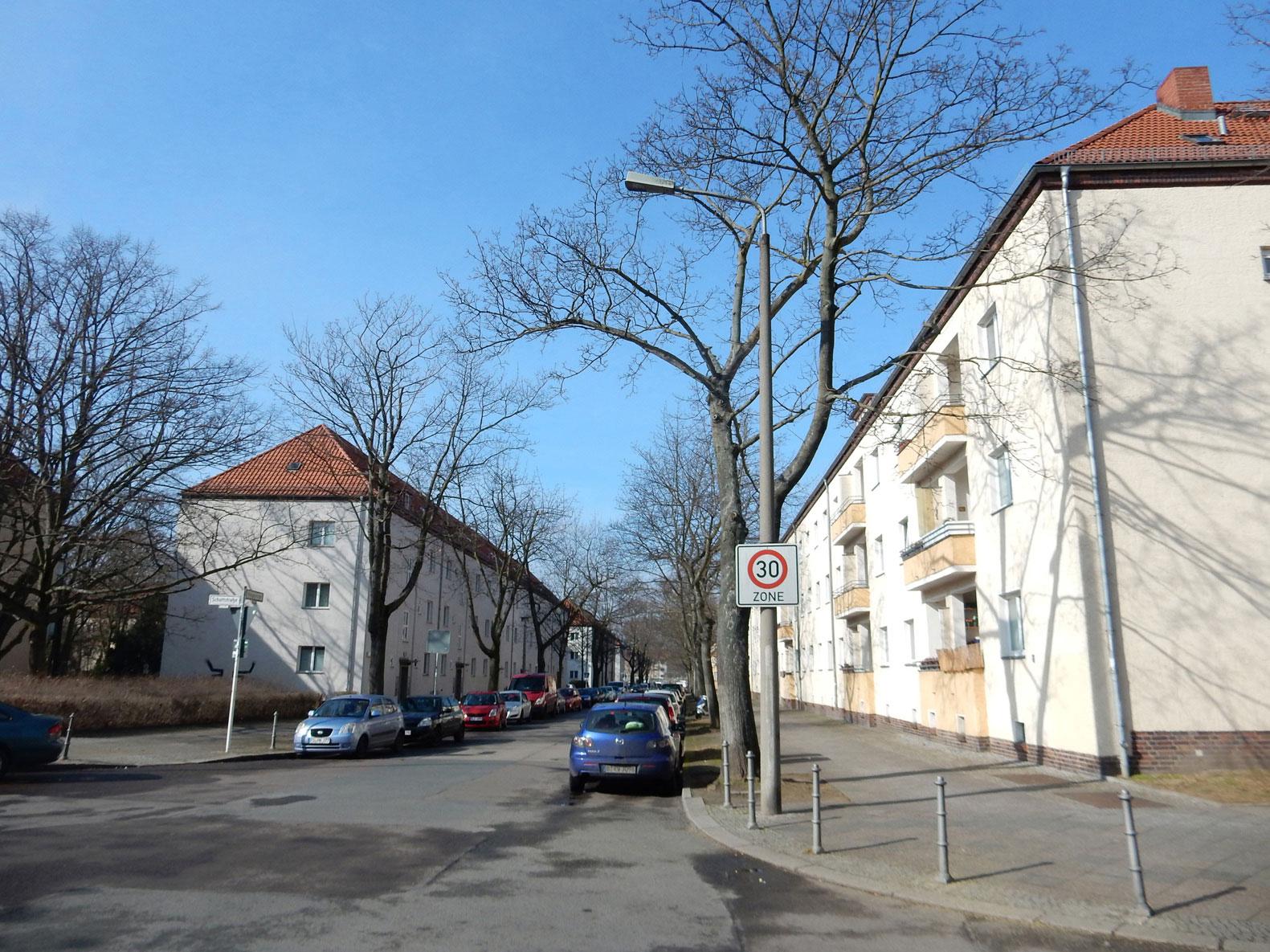 Radtour Berlin Lindenberger Korridor