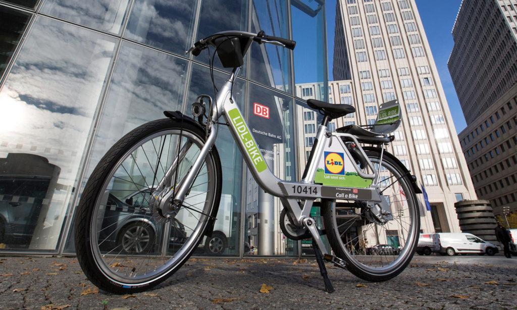 Call a Bike - Bike Sharing in Berlin