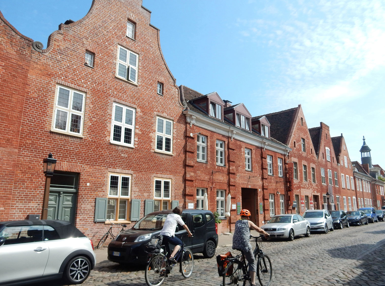 Fahrradkonzert Potsdam 2018
