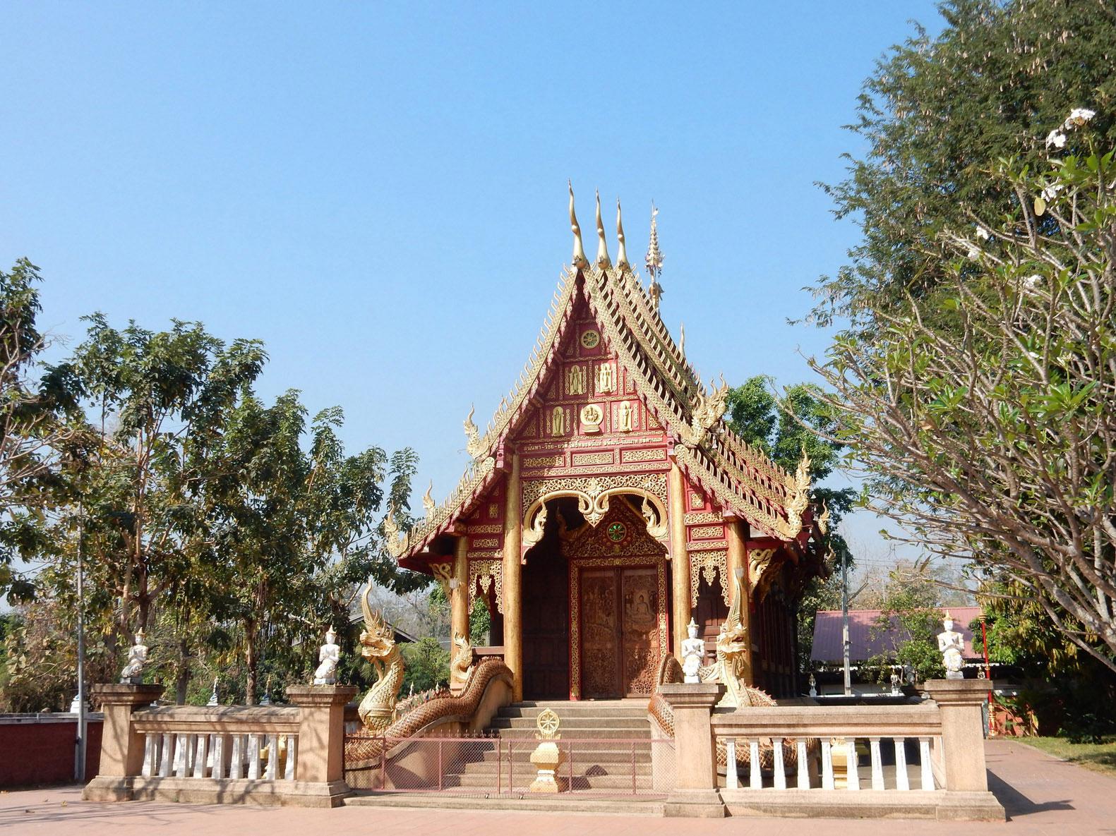 Radtour Chiang Mai